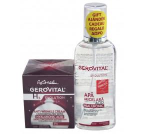 GIFT BOX Υαλουρονικό 30+ (24ωρη + Miscelar water)