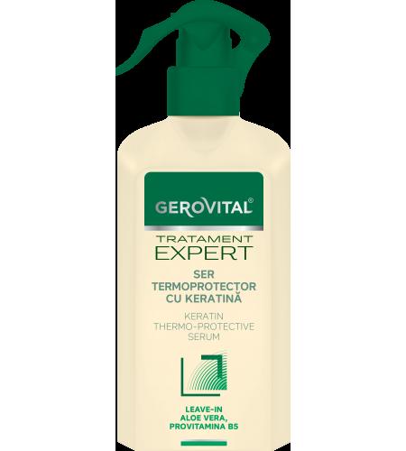 Ενυδατικός Ορός Μαλλιών με Κερατίνη - Thermoprotective Serum
